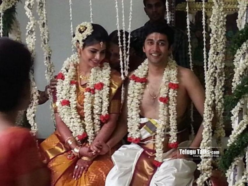 Chinmayee sripada wedding